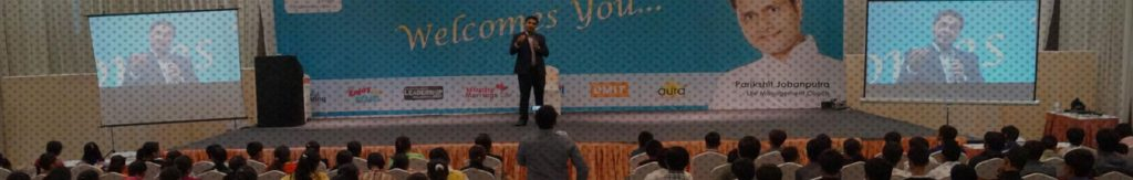 Advanced Mind Power Workshop, Parikshit Jobanputra